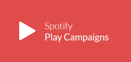 spotify PLay campaigns